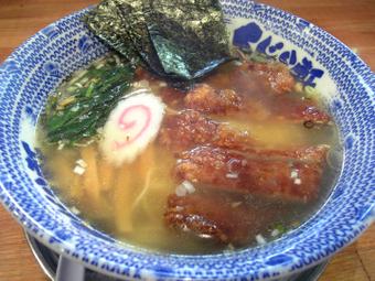 塩パーコー麺