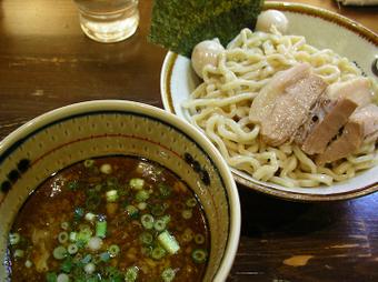 つけ麺(カツオ)