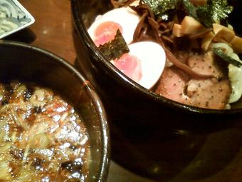 つけ麺(旨みダレ)