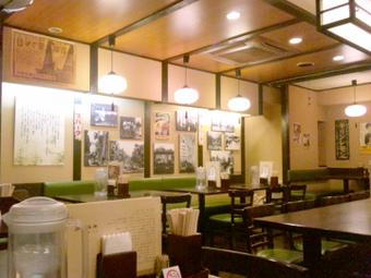 東京厨房店内
