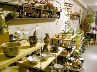 2011秋の作陶展