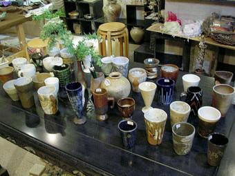 陶芸space釉「2014春の作陶展」