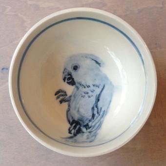 バタン染付小鉢