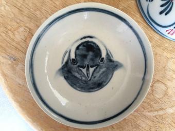ジェンツーペンギン小皿