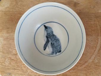 コガタペンギン茶碗
