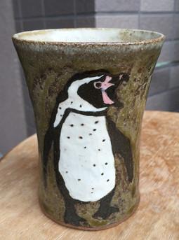 フンボルトペンギン フリーカップ
