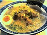 東京拉麺まる 角煮ラーメン