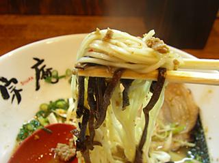 とんこつ細麺