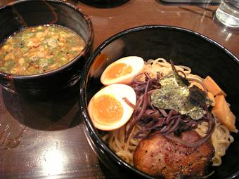 つけ麺(熱盛)