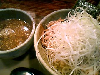 ねぎつけ麺