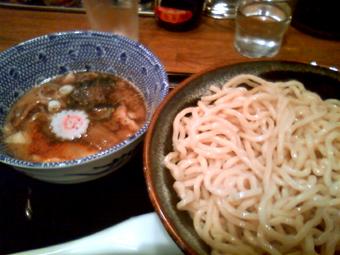 武士系豚骨つけ麺