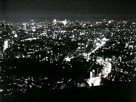 サンシャイン60からの夜景
