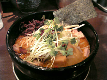 熟成坦々麺